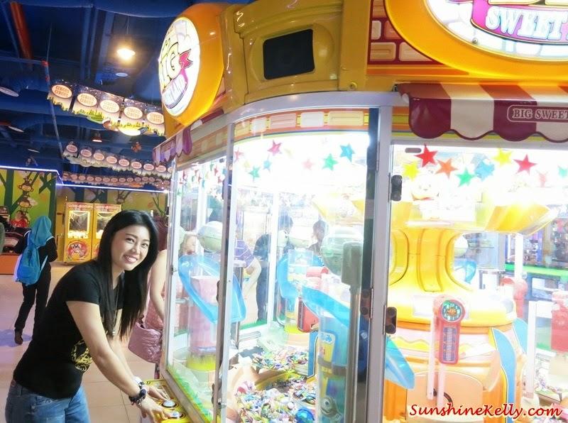 Circus-Circus Entertainment Center, arcade center, arcade in malaysia, arcade games, Bloggers' Day Out @ Klang Parade, Klang Parade, Shopping Mall