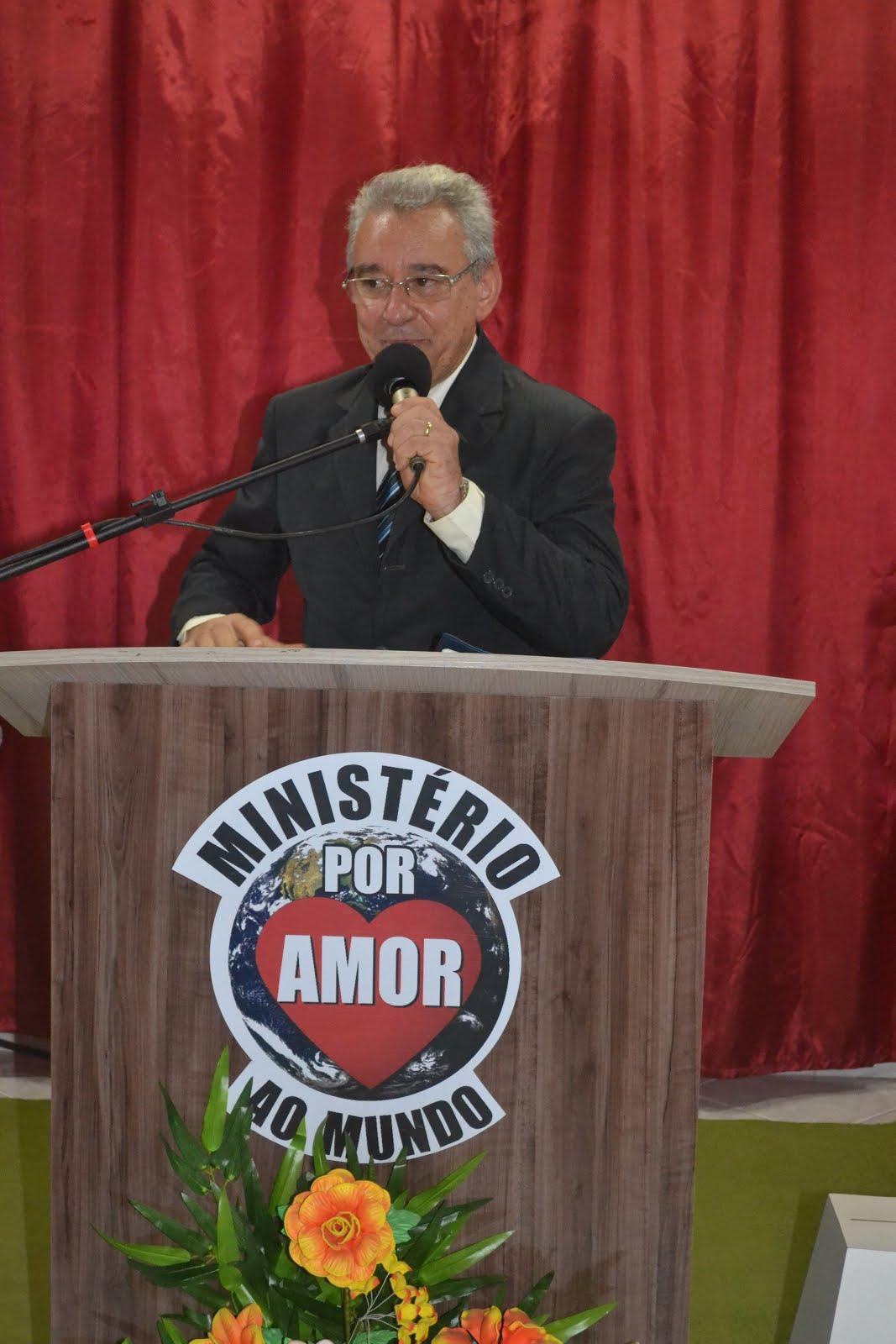 Comunidade Evangélica do Ministério Por Amor Ao Mundo