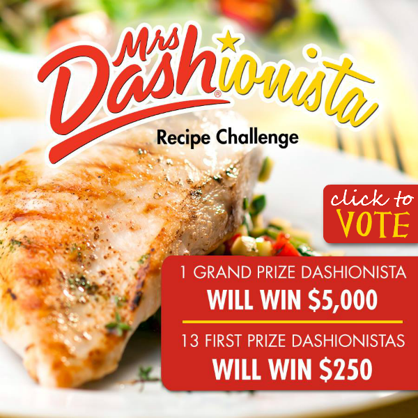 Vote for the Mrs. Dashionista Finalists!