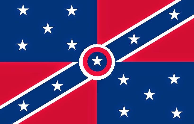 The Voice Of Vexillology Flags Heraldry MasonDixon Line - north flags