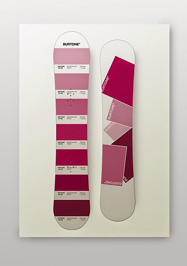 Oliver Wrobel - Pantone Snowboards