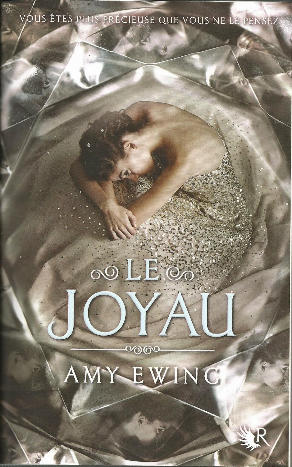 LE JOYAU (The Jewel) Amy Ewing cover couverture
