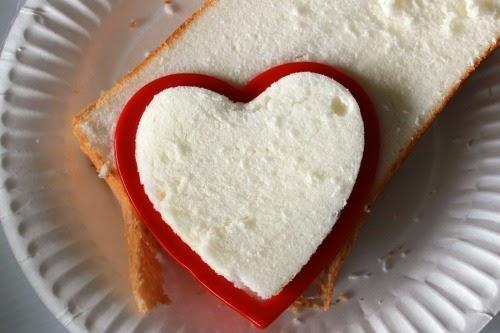 heart cake Raspberry Angel Dessert Recipe