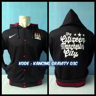 Jaket Manchester City
