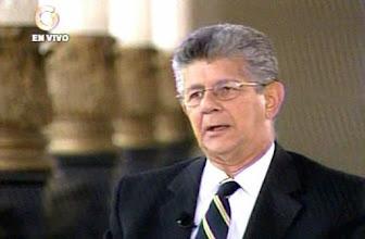 Ramos Allup: Ojalá el Presidente acepte unas elecciones generales