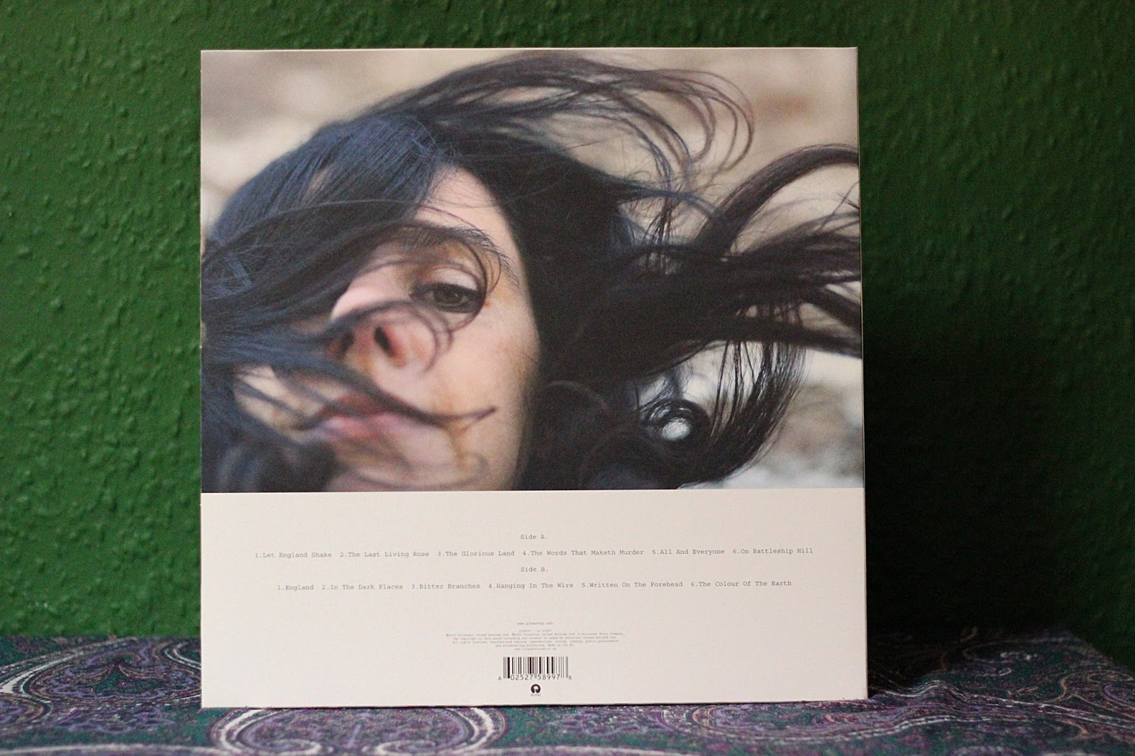 Love Without Anger My Vinyl Collection H Aka Pj Harvey