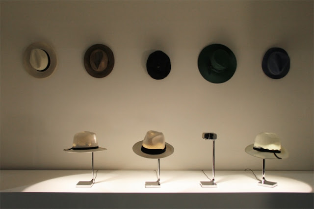 Philippe Starck - the Chapeau Light for Flos
