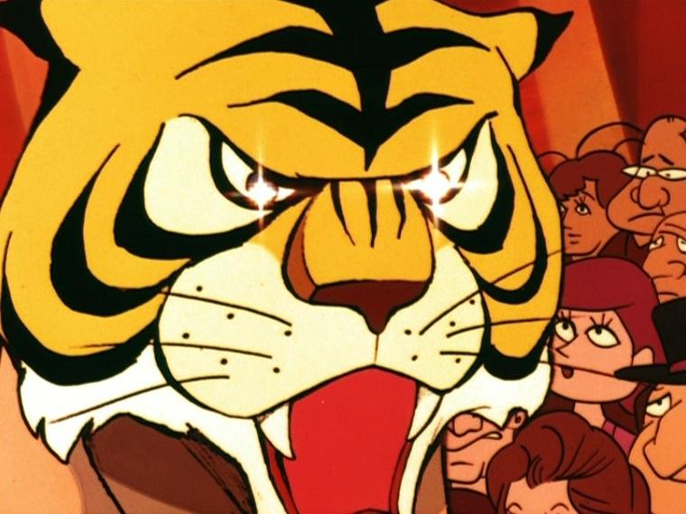 Uomo tigre episodio se lo incontri gran paura fa il