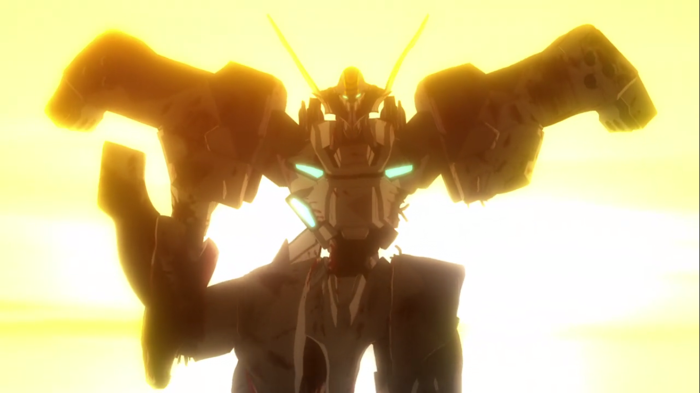 Muv-Luv Alternative - Total Eclipse BD Episode 14 Subtitle Indonesia