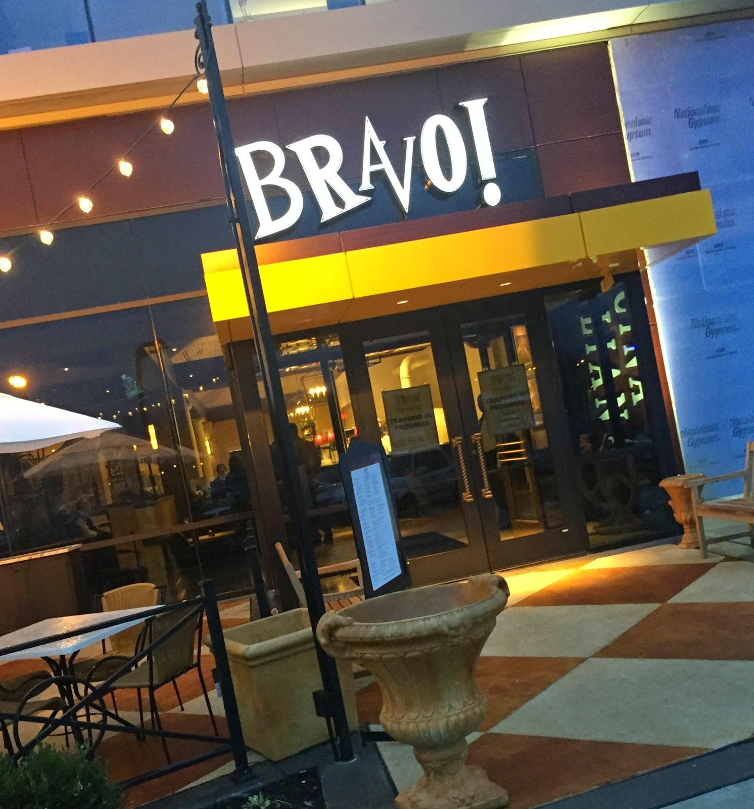 Restaurant review giveaway bravo cucina italiana the for Bravo brico
