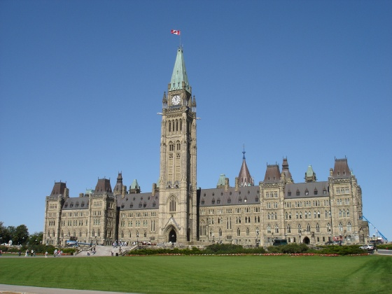 2008�1309 Canadian parliamentary dispute