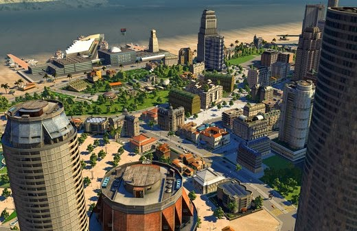 Download Cities XXL-RELOADED Free PC Games