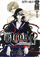 Blood-C: The Last Dark (2012) online y gratis