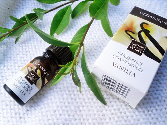 Organique, waniliowy olejek do aromaterapii