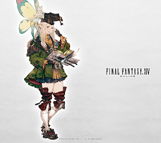 FFXIV ARR 新生 log parser rep