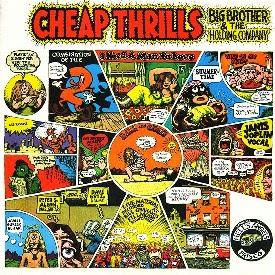 Cheap Thrills, teve a capa criado por Ronald Crumb