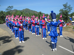 DRUM BAND MAN PANGGUL