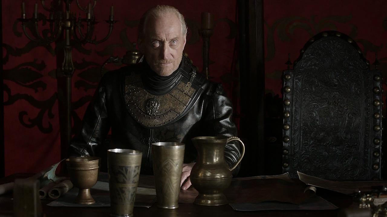 Kevan Lannister Game Of Thrones Game of Thrones in cap...