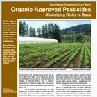 Organic-Approved Pesticides