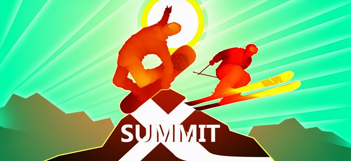 SummitX 2: Skiing/Snowboarding Apk v1.0.1 + Data Full