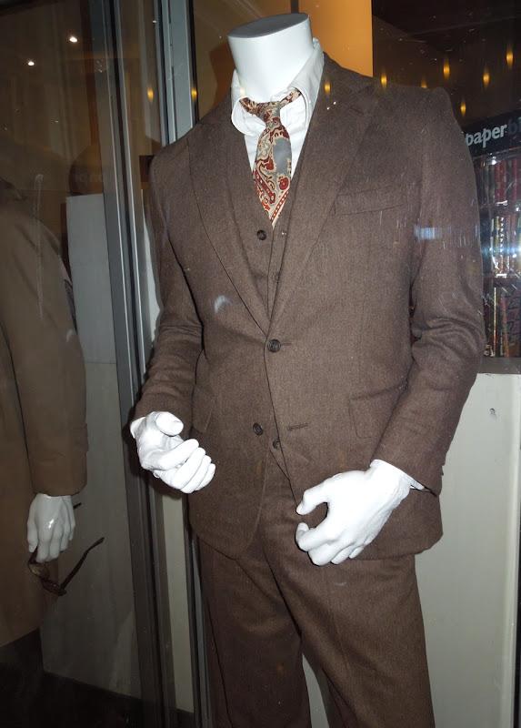 Tinker Tailor Soldier Spy Benedict Cumberbatch costume