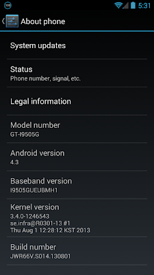 Google Android 4.3 update for HTC One, Galaxy S 4 Google Play Edition