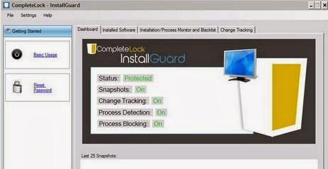 Software InstallGuard: Proteksi Fungsi Install & Uninstall Program