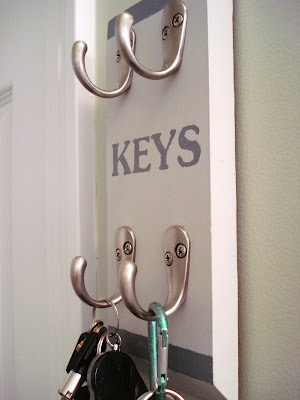 Entryway Key Holders   Silly Decorations