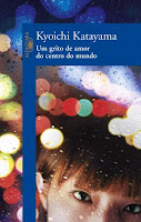 Capa do livro Um grito de amor do centro do mundo