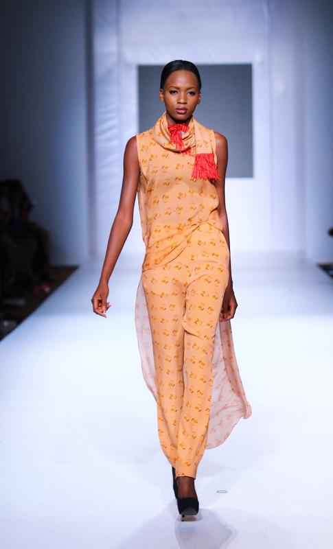 Tiffany Amber NYFW Spring Summer 2013 Rhythm Africa