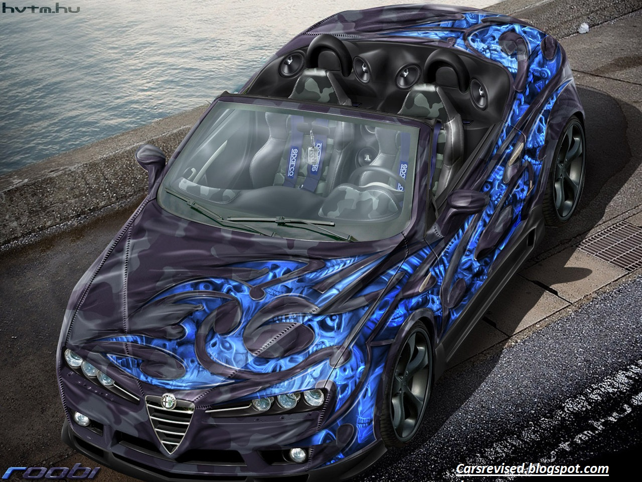 Les voitures auto tuning fournitures de peinture for Garage de peinture automobile