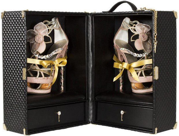 Loriblu shoes, luxury shoes, bling heels