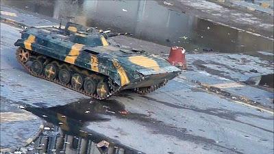 la proxima guerra quien controla homs guerra siria tanques
