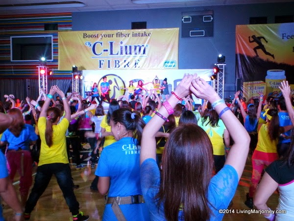Zumba Session with Loretta Bates