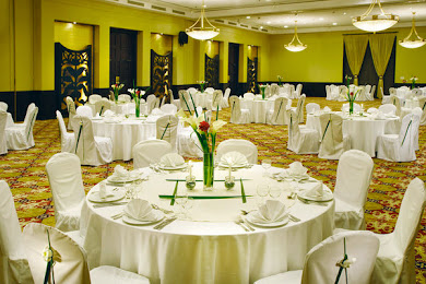 WEDDING & HONEYMOON  --  at  SERENA HOTEL  - DAR ES SALAAM
