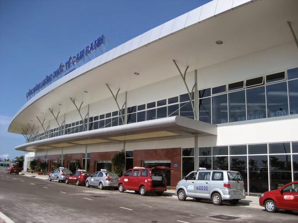 Tu san bay Cam Ranh ve Nha Trang