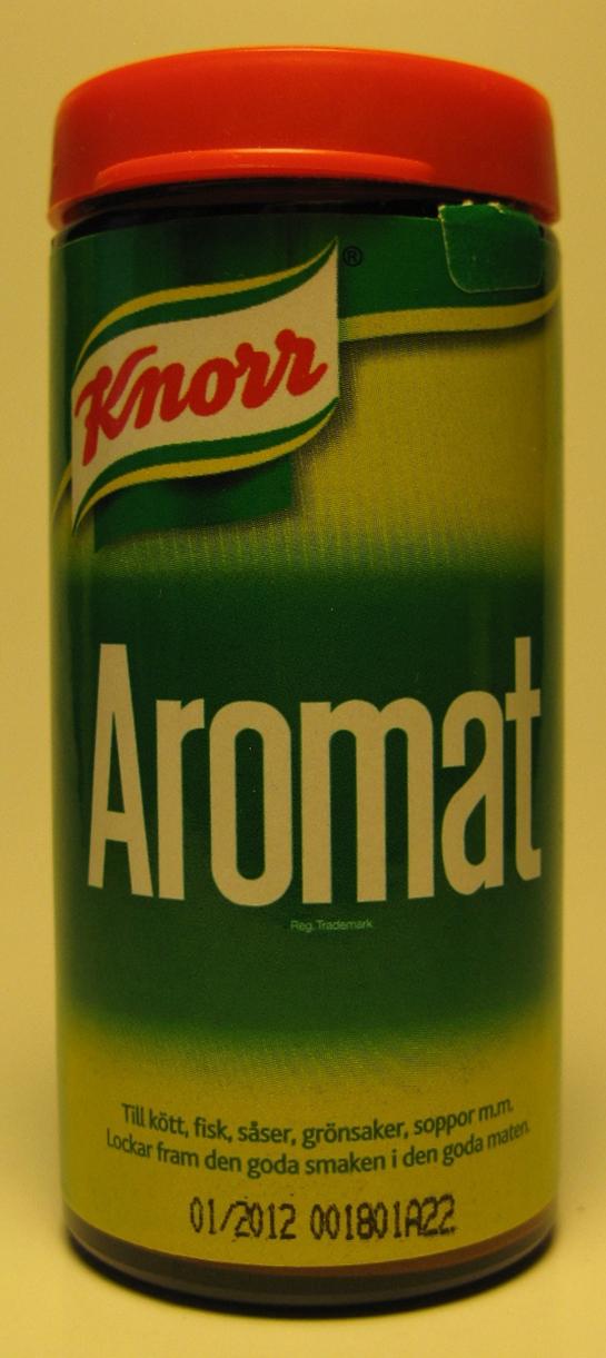 aromat krydda