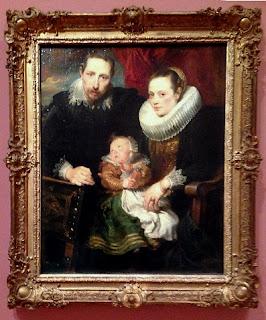 A. Van Dyck Family Portrait