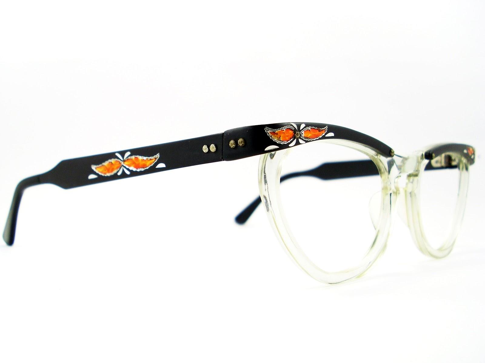 Vintage Eyeglasses Frames Eyewear Sunglasses 50S: VINTAGE ...