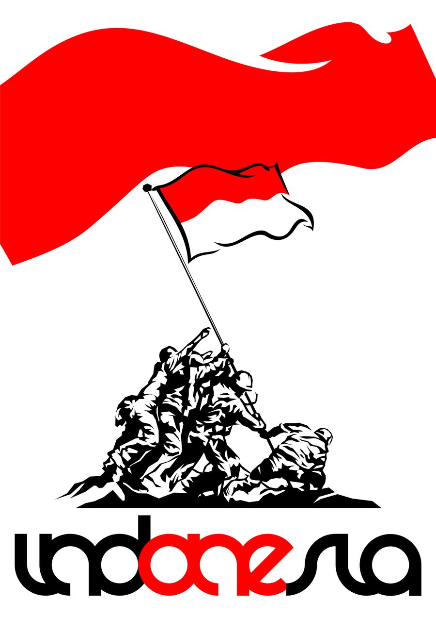 Catatan Kecil Perjalanan Hidup: Terus Kibarkan Indonesia