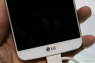 LG Optimus G2 Digital Camera White