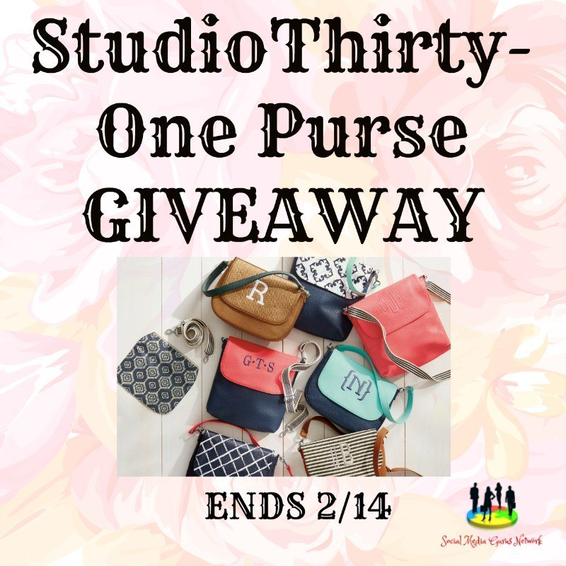 Thirty One Purse Giveaway