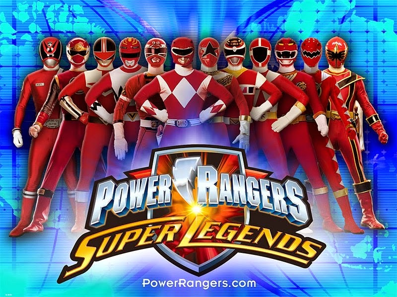 Download Game Power Ranger for PC