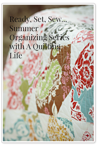 My Summer Organizing Series