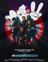Ghostbusters 2 (Los cazafantasmas 2) (1989) [Latino]