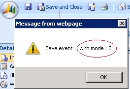 Tech world handle window close and save close event in crm for Window onbeforeunload