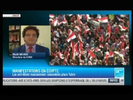 La révolution du peuple égyptien contre Morsi: Facteurs et Enjeux