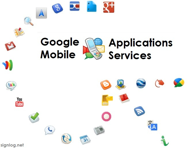 Google Mobile Applications and Services : Google it wherever you are