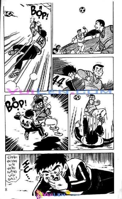 Jindodinho - Đường Dẫn Đến Khung Thành III  Tập 13 page 8 Congtruyen24h