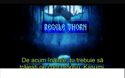 regele thorn